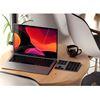 Εικόνα της Satechi Bluetooth Extended Keypad - Space Grey ST-XLABKM