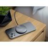 Εικόνα της Satechi USB-C Magnetic Wireless Charging Cable - Space Grey ST-UCQIMCM