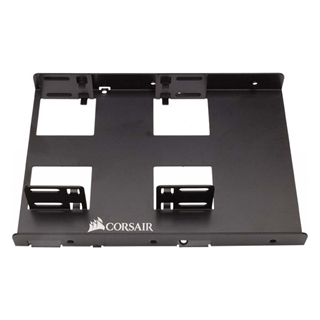 Εικόνα της Corsair Dual SSD Mounting Bracket 2.5 to 3.5 CSSD-BRKT2