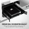 Εικόνα της Corsair Dual SSD Mounting Bracket 2.5 to 3.5 CSSD-BRKT2