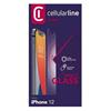 Εικόνα της Cellular Line Impact iPhone 12 Mini Tempered Glass TEMPGLASSIPH12