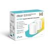 Εικόνα της Access Point Tp-Link Deco X20 v1 Whole Home Mesh Wi-Fi 6 System AX1800 (2pack)
