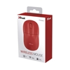 Εικόνα της Ποντίκι Trust Primo Wireless Red 20787