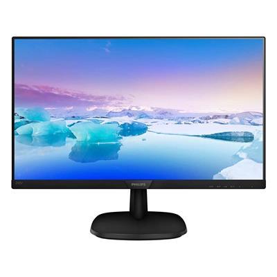 """Εικόνα της Οθόνη Philips V-Line Led 23.8"""" FHD IPS 243V7QSB/00"""
