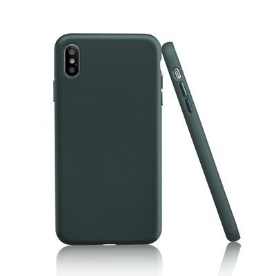 Εικόνα της Θήκη Garbot Corium Nappa Leather iPhone XS Max Green SC-NFE-00012