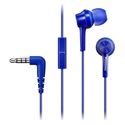 Εικόνα της Handsfree Panasonic TCM115E Comfort Fit Blue RP-TCM115E-A