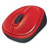 Εικόνα της Ποντίκι Microsoft Mobile 3500 Wireless Flame Red GMF-00196