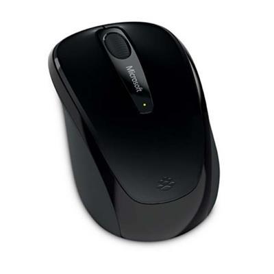 Εικόνα της Ποντίκι Microsoft Mobile 3500 Wireless Black GMF-00008