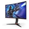Εικόνα της Οθόνη Gaming Curved AOC 27'' FHD VA 240Hz C27G2ZE/BK