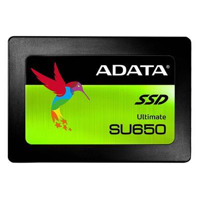"""Εικόνα της Δίσκος SSD Adata Ultimate SU650 120GB 2.5"""" Sata III ASU650SS-120GT-R"""