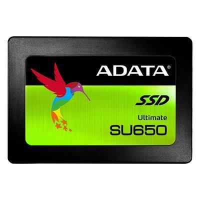 """Εικόνα της Δίσκος SSD Adata Ultimate SU650 240GB 2.5"""" Sata III ASU650SS-240GT-R"""