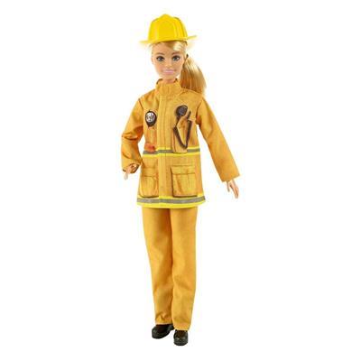 Εικόνα της Barbie - Πυροσβέστης Κούκλα GTN83