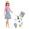 Εικόνα της Barbie - Δασκάλα Κούκλα GJC23
