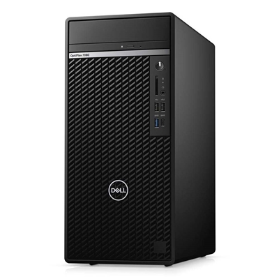 Εικόνα της Desktop Dell Optiplex 7080 MT Intel Core i7-10700(2.90GHz) 8GB 2 x 256GB SSD(Raid 1) Win10 Pro EN 471445279