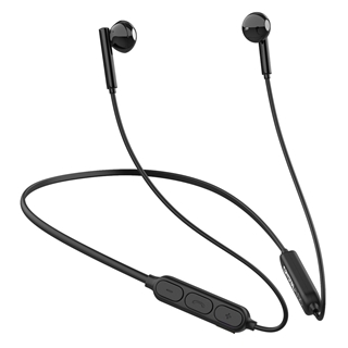 Εικόνα της Handsfree Crystal Audio NB2-K In-Ear Neckband Bluetooth Black