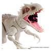 Εικόνα της Mattel Jurassic World - Indominus Rex Δεινόσαυρος Με Ήχους Και Κίνηση GCT95