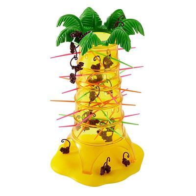 Εικόνα της Mattel - Επιτραπέζιο Τούμπα-Λούμπα Μαϊμουδάκια 52563