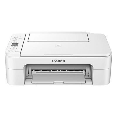 Εικόνα της Πολυμηχάνημα Inkjet Canon Pixma TS3351 White 3771C026AA