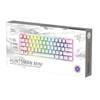 Εικόνα της Πληκτρολόγιο Razer Huntsman Mini Mercury Edition Clicky Purple Switch (US) RZ03-03390300-R3M1