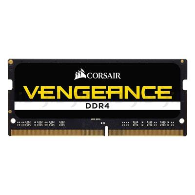 Εικόνα της Ram Corsair Vengeance 8GB DDR4 2400MHz CL16 SODIMM CMSX8GX4M1A2400C16