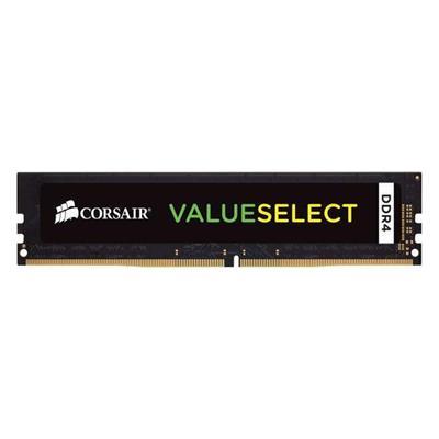 Εικόνα της Ram Corsair Value Select 4GB DDR4 2133MHz CL15 Black CMV4GX4M1A2133C15