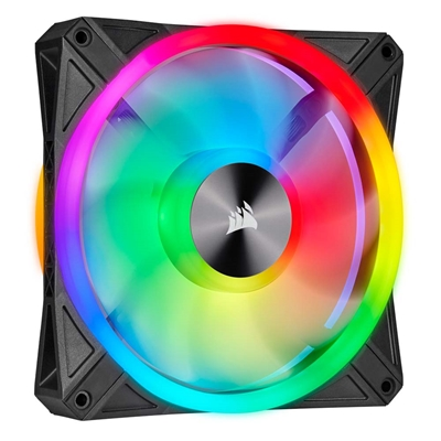 Εικόνα της Case Fan Corsair iCUE QL140 140mm RGB PWM CO-9050099-WW