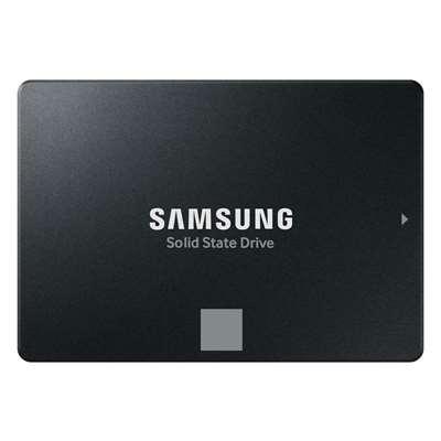 """Εικόνα της Δίσκος SSD Samsung 870 Evo 2.5"""" 2TB Sata III MZ-77E2T0B/EU"""