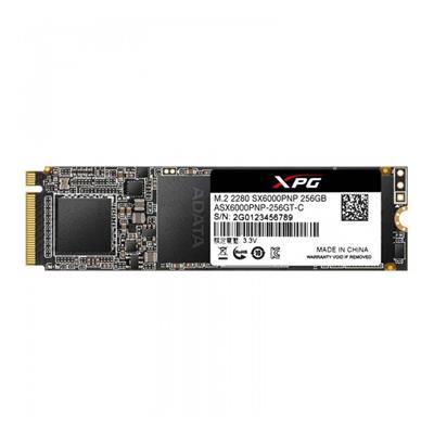 Εικόνα της Δίσκος SSD Adata XPG SX6000 Pro PCIe Gen3x4 256GB M.2 2280 ASX6000PNP-256GT-C