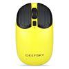 Εικόνα της Ποντίκι Motospeed DeepSky BG90 Bluetooth Yellow MT00225