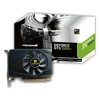 Εικόνα της Manli GeForce GTX 1050 Ti 4GB GDDR5 N580105TIM14341