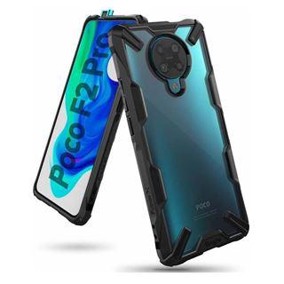 Εικόνα της Θήκη Ringke Fusion X Black Xiaomi Poco F2 Pro FXXI0022