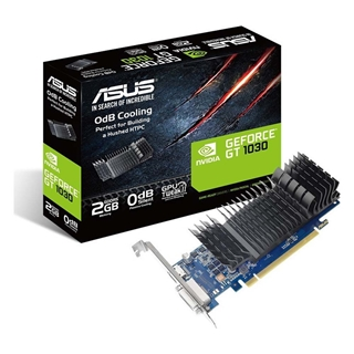 Εικόνα της Asus GeForce GT 1030 2GB GDDR5 SL w Low Profile Bracket 90YV0AT0-M0NA00