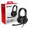 Εικόνα της Headset Msi Immerse GH30 v2 S37-2101001-SV1