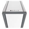 Εικόνα της Corsair 5000D Tempered Glass White CC-9011209-WW