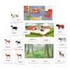 Εικόνα της AS Company - Εξυπνούλης Μόντεσσορι Τα Ζώα 1024-63323