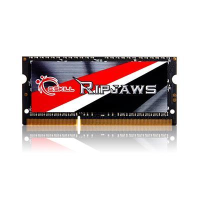 Εικόνα της Ram G.Skill Ripjaws 8GB DDR3L 1600MHz C11 SO-DIMM F3-1600C11S-8GRSL