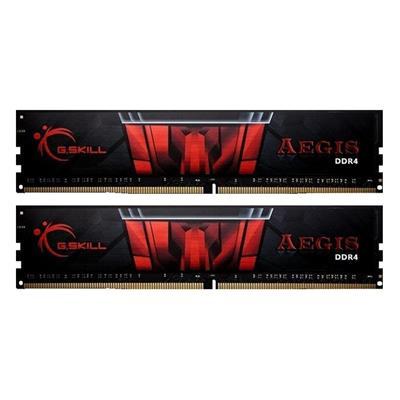 Εικόνα της Ram G.Skill Aegis 16GB (2 x 8GB) DDR4 2666MHz CL19 F4-2666C19D-16GIS
