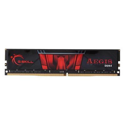 Εικόνα της Ram G.Skill Aegis 16GB DDR4 2666MHz CL16 F4-2666C19S-16GIS