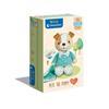 Εικόνα της Clementoni Βaby - Γλυκό Σκυλάκι Χνουδωτό Σε Κουτί Δώρου 1000-17417
