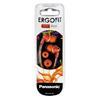Εικόνα της Handsfree Panasonic Ergofit HJE125 Orange RPHJE125ED
