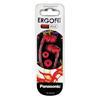 Εικόνα της Handsfree Panasonic Ergofit HJE125 Red RPHJE125ER