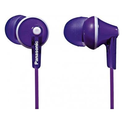 Εικόνα της Handsfree Panasonic Ergofit HJE125 Purple RPHJE125EV