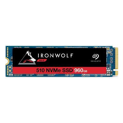 Εικόνα της Δίσκος SSD Seagate IronWolf 510 M.2 960GB ZP960NM30011