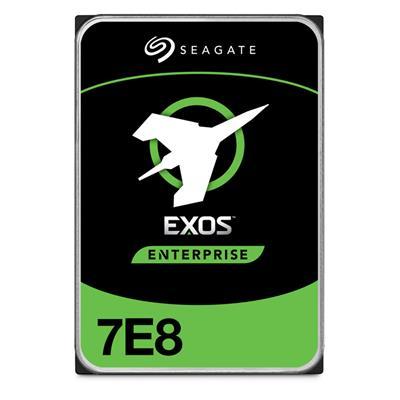Εικόνα της Εσωτερικός Σκληρός Δίσκος Seagate Exos 7E8 512e 3.5'' 6TB SAS 256MB ST6000NM029A
