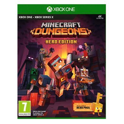 Εικόνα της Minecraft Dungeons: Hero Edition XBox One QYN-00021
