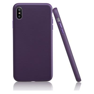 Εικόνα της Θήκη Garbot Corium Nappa Leather iPhone XS Max Purple SC-NFE-00030