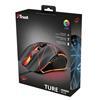 Εικόνα της Ποντίκι Trust GXT 160 Ture RGB Black 22332