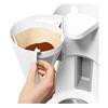 Εικόνα της Καφετιέρα Φίλτρου Bosch White TKA3A031