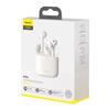 Εικόνα της True Wireless Earphones Baseus Encok W06 White NGW06-02