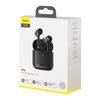 Εικόνα της True Wireless Earphones Baseus Encok W06 Black NGW06-01